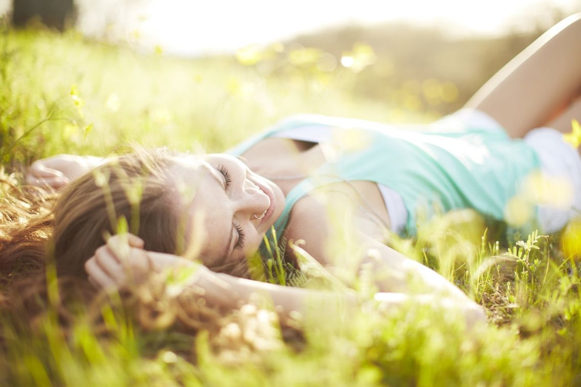 Products recommended for sleeping well in spring