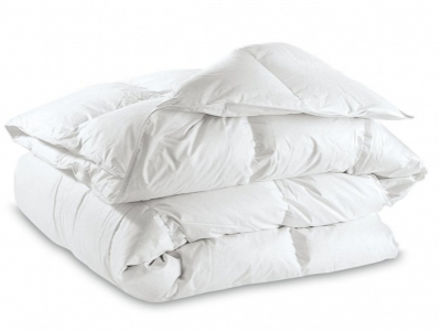 Preview of the new range of goose down duvets for Mollyflex mattresses.
