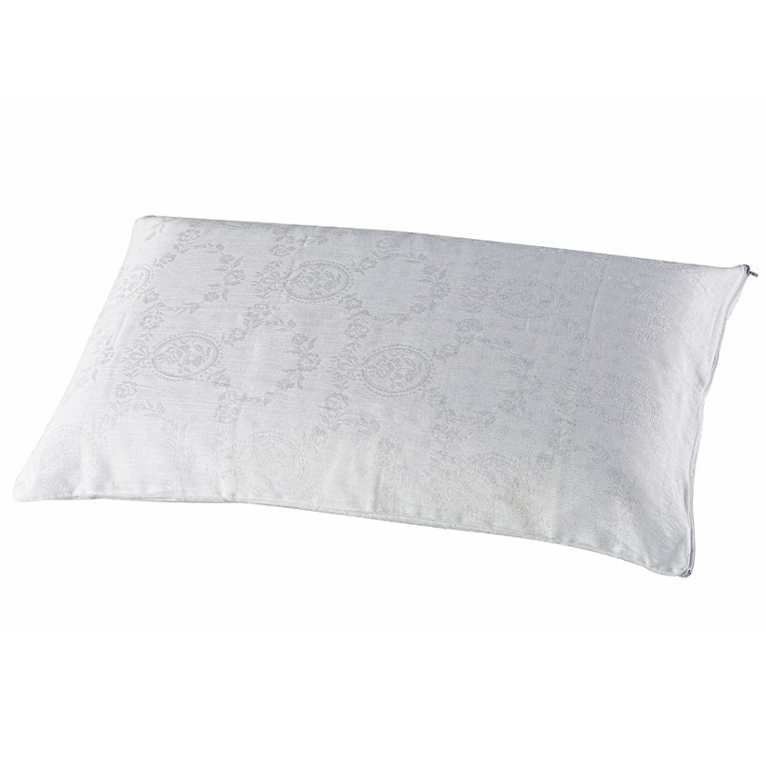 Damask pillowcase