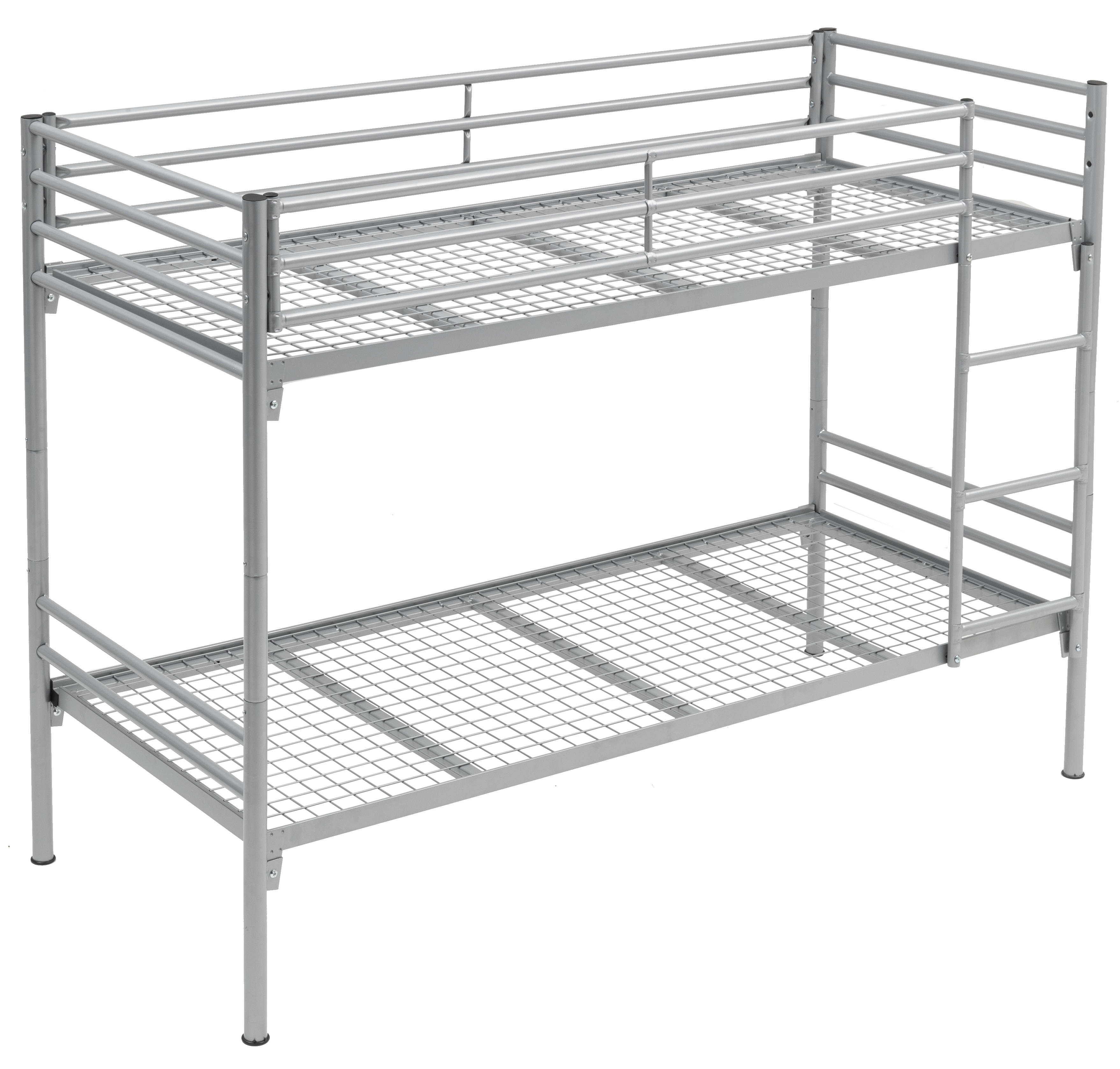 Electro-welded bunk bed