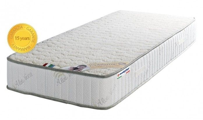 Polylatex, the innovative foam for more comfortable, relaxing mattresses.